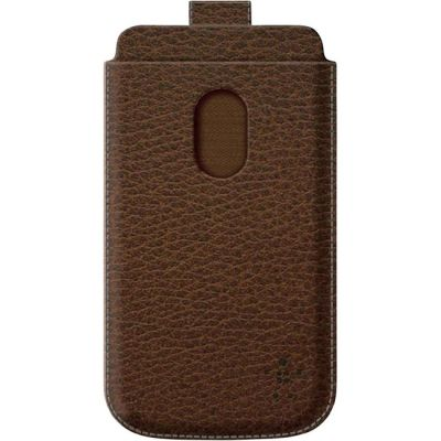 Belkin Кожаный F8M410CWC01 Samsung i9300/i9305 Brown