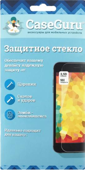CaseGuru 0.33mm для Iphone 6/6S зеркальное Front Back Logo Gold