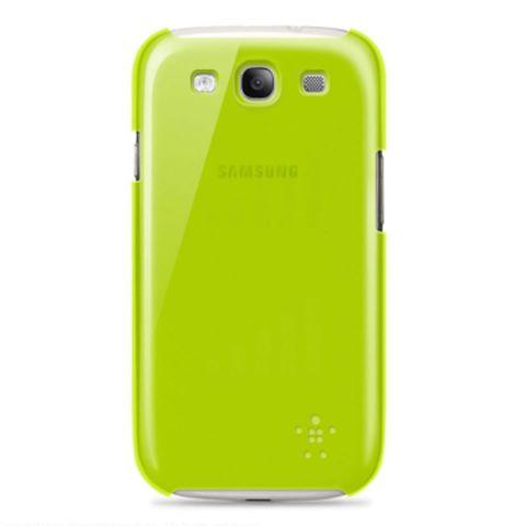 Belkin F8M403CWC02 Samsung i9300/i9305 Салатовый