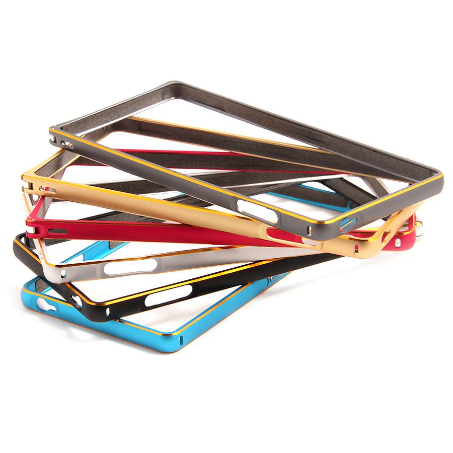 King металлический для Sony Xperia Z2 D6502/D6503/D6543 Red
