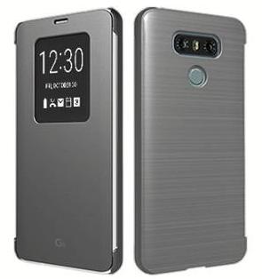 -книжка Voia для LG G6 H870DS Black