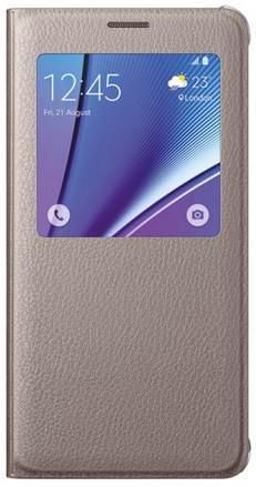 Samsung EF-CN920PFEGRU для Galaxy Note 5 N920C Gold