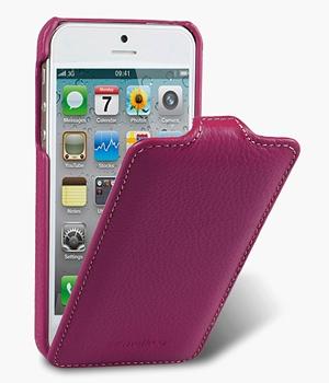 Melkco Leather Case for Apple iPhone 6 4.7 Jacka Type Purple