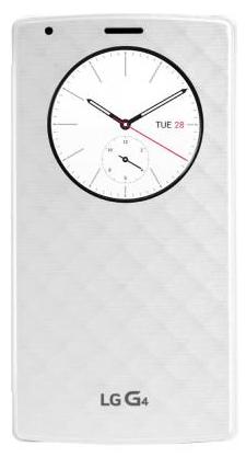LG QuickCircle CFR-100 для G4 H818 White orig.
