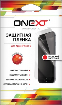 Onext Iphone 6 Антибликовая