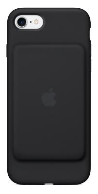 Apple с аккумулятором iPhone 7 Smart Battery Case (MN002ZM/A) Black