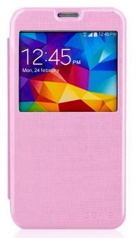 Devia Luxuri Series для Samsung Galaxy S5 G900 Pink