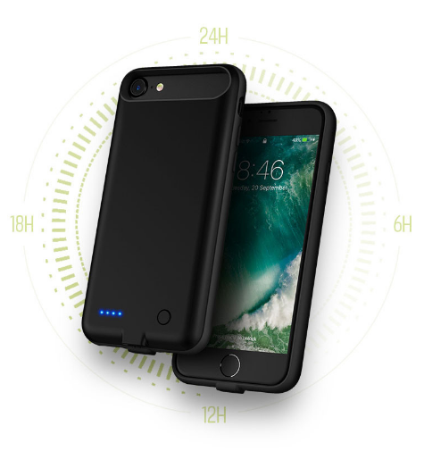 Rock аккумулятор P8 для Iphone 7 Black