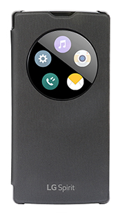 LG QuickCircle CCF-595 для Spirit H422 Black orig.