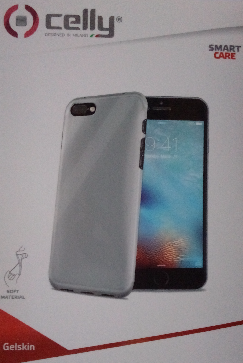Celly Gelskin для Samsung Galaxy S8 Plus G955FD Transparent