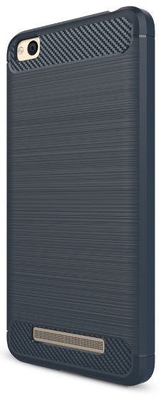Likgus Slim для Xiaomi Redmi 4a Black/Blue