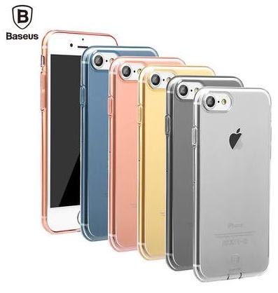 Baseus TPU для Iphone 7 Gold