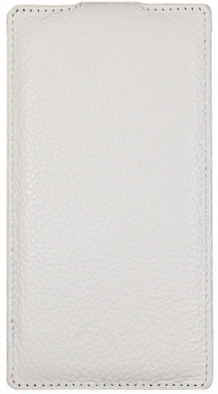Melkco Leather Case for Sony Xperia Z3 D6603/D6633 White
