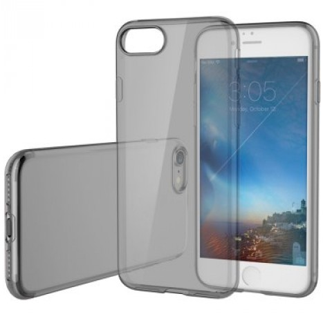 Rock Ultrathin Slim Jacked для Iphone 7 Plus Transparent/Black