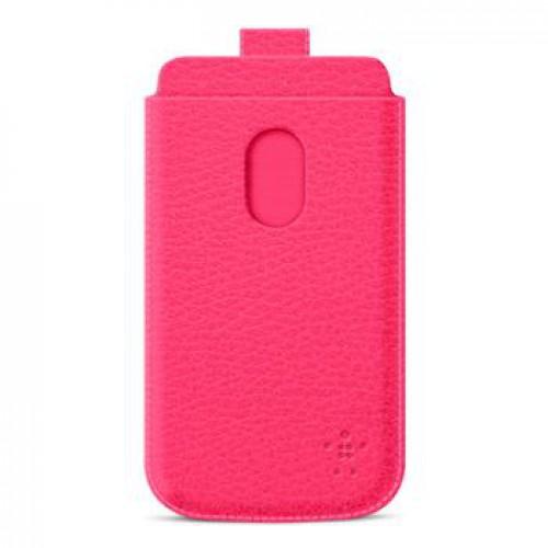 Belkin Кожаный F8M410CWC04 Samsung i9300/i9305 Pink