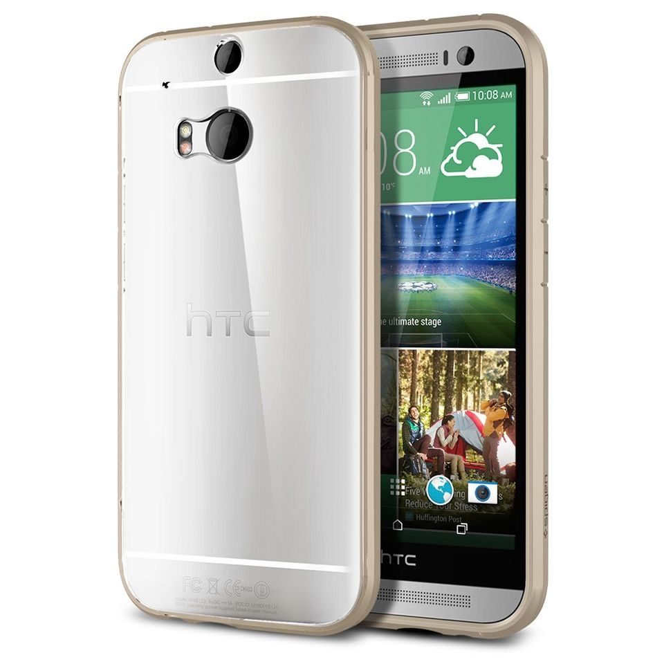 Rock для HTC One M8 Ultrathin Series Transporent
