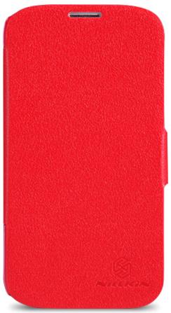 Nillkin Fresh series leather case для Samsung Galaxy S5 G900F Red