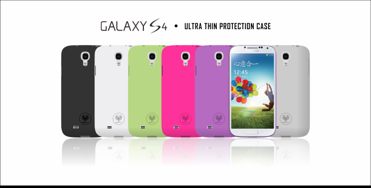 Red Angel Ultraslim для Samsung Galaxy S4 I9500 Розовый