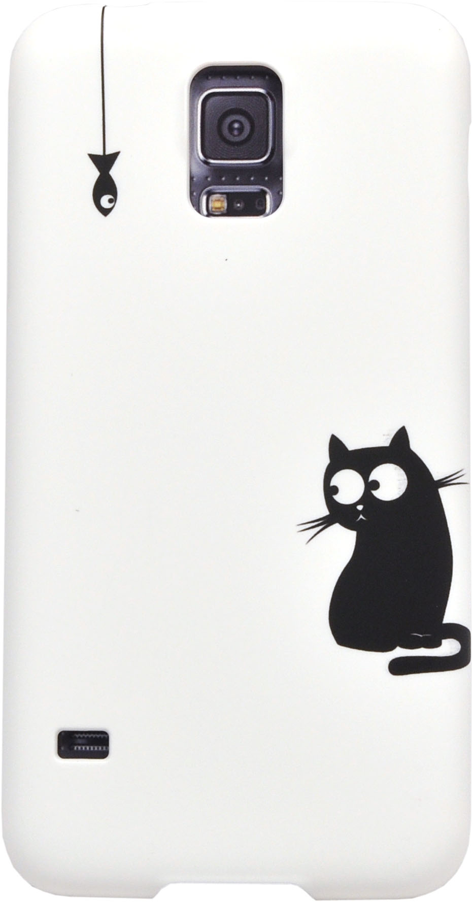 iCover для Samsung Galaxy S5 G900 Cats Silhouette 11
