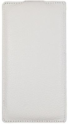 Melkco Leather Case для Samsung Galaxy S5 G900f Jacka Type White