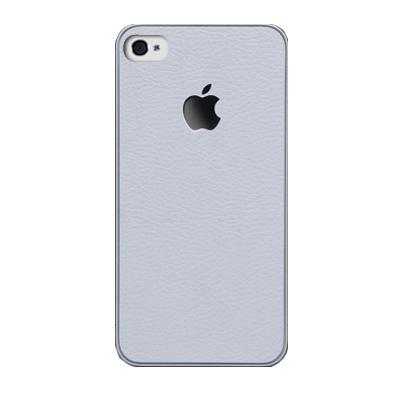SGP Skin Guard для iPhone 4 / 4S кожа белый