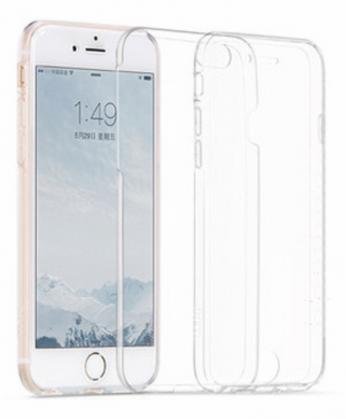 Hoco Light Series Cool Full для Iphone 6/6S 4.7 Transparent