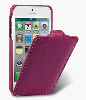 Melkco Leather Case for Apple iPhone 6 4.7 Jacka Type Purple