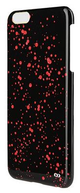 OXO Cover Case для Iphone 6 4.7 glitters Black