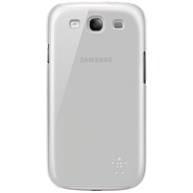 Belkin F8M403CWC01 Samsung i9300/i9305 Белый