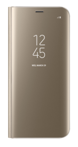 Samsung EF-ZG955CFEGRU для Galaxy S8 Plus G955FD Gold