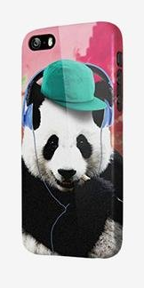 OXO Wild Pride Cover Case для Iphone 6/6s Panda