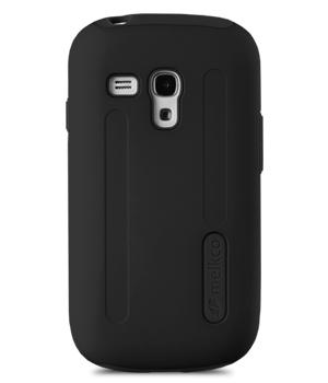 Melkco Double Layer Case Kubalt Type для Samsung Galaxy S3 Mini I8190 Black/Black
