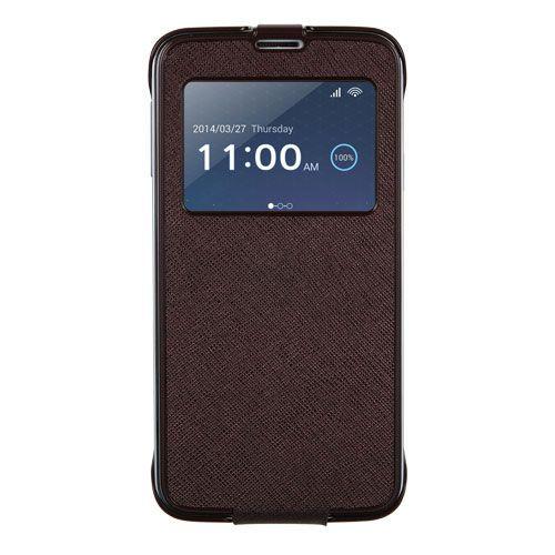 Anymod e ViewCradle F-DMCC000KBR для Samsung Galaxy S5 G900F/G900H Brown
