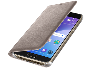 Acqua Wallet Extra для Samsung Galaxy A5 (2016) A510F Gold
