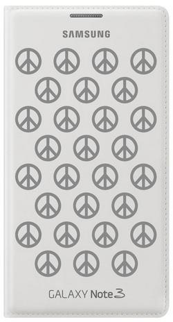 Samsung для Galaxy Note 3 N9000/N9005 EF-EN900BSEGRU White/Silver ориг