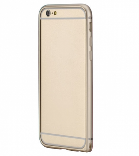 Rock металлический Arc Slim Guard series для Iphone 6 Gold