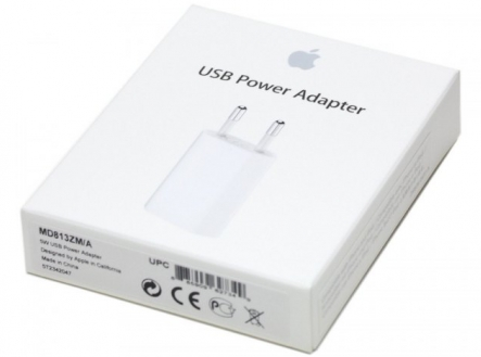 Apple USB 5W (MD813ZM/A) orig.