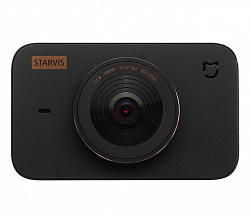 Видеорегистратор  Xiaomi MiJia Car DVR 1S Starvis Black