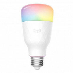 Умная лампочка Xiaomi Yeelight Smart LED 1S (Color) YLDP13YL