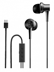 Наушники Xiaomi Mi ANC Type-C In-Ear Earphones Black