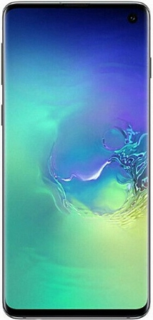 Samsung Galaxy S10 Plus G975FD 128Gb Prizm Green